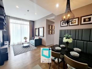 For RentCondoSathorn, Narathiwat : For rent, 2 bedrooms, Diplomat Sathorn, next to BTS Surasak, beautiful decoration, fully furnished.