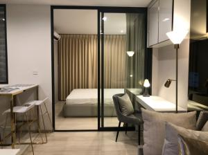 For RentCondoWitthayu,Ploenchit  ,Langsuan : ** Ready to rent at a special price ** New arrival room Life One Wireless 35 sq m in a budget of 20,000