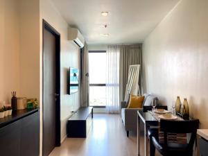 For SaleCondoOnnut, Udomsuk : Best Price !!! 🔥 Condo for sale: Rhythm Sukhumvit 44/1, beautiful room, beautiful view, high floor (35sq.m.)