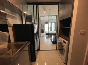เช่าคอนโดรัชดา ห้วยขวาง : ให้เช่า 1 ห้องนอน ห้องใหม่พร้อมอยู่ - Rent 1 Bedroom Ready to move in !