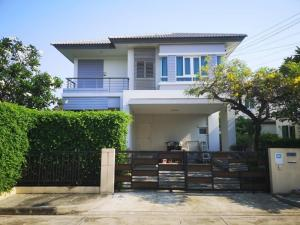 For RentHouseRama 2, Bang Khun Thian : 2 storey detached house for rent near Central Department Store Soi Tha Kham - Bang Khun Thian Rama 2