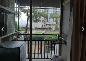 For RentCondoPattanakan, Srinakarin : LB8004 For rent (ready to move) Lumpini Place Srinakarin-Huamark Station.