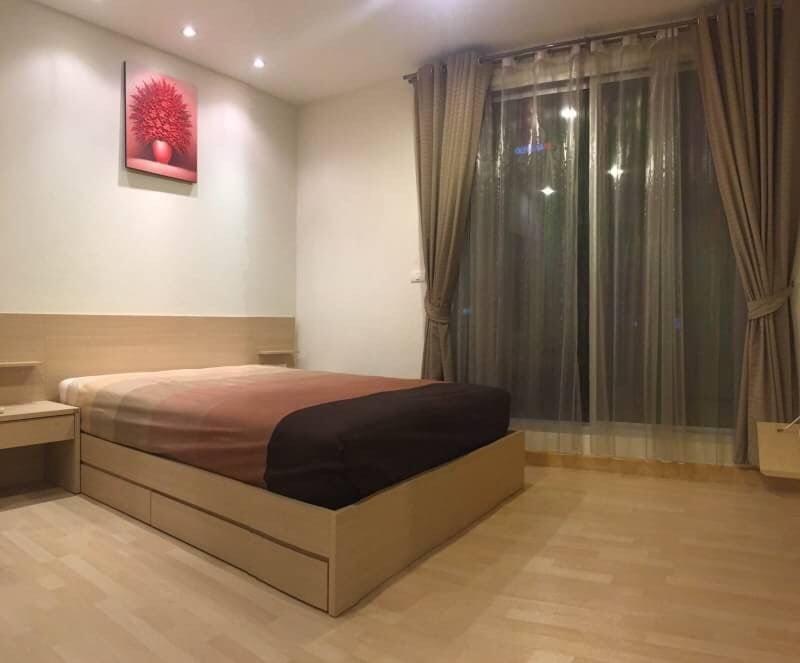 For RentCondoRatchadapisek, Huaikwang, Suttisan : SK01147 available for rent Rhythm Ratchada | Rhythm Ratchada | size 46.5 sq m. Corner room * MRT Ratchadaphisek