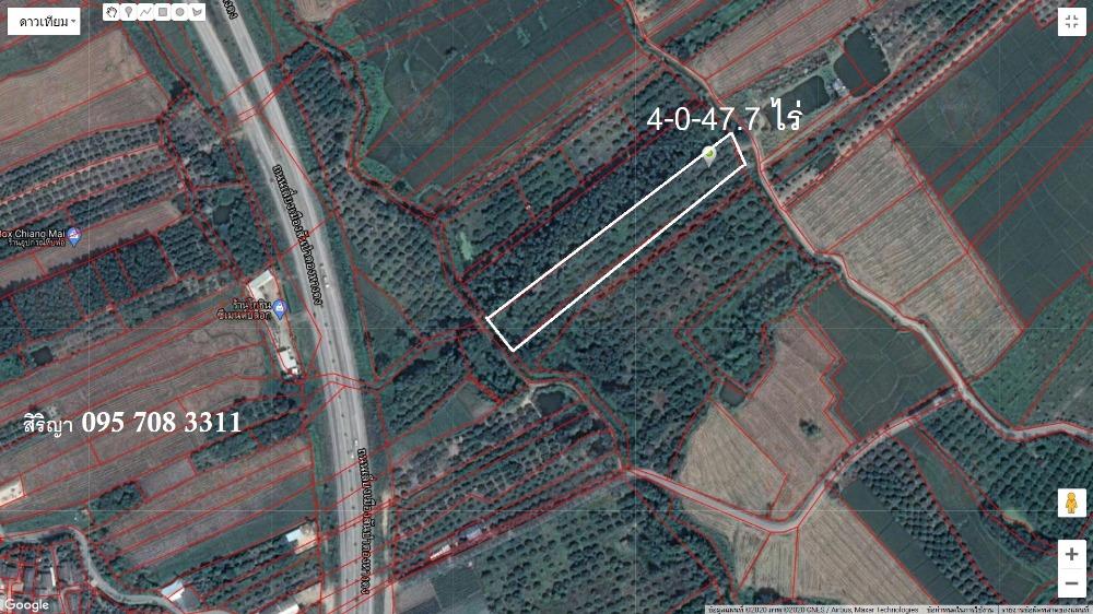 ขายที่ดินเชียงใหม่-เชียงราย : NK73 ขายที่ดิน หางดง สันป่าตอง ทุ่งสะโตก เชียงใหม่ ใกล้ถนน เลี่ยงเมืองสันป่าตอง หางดง