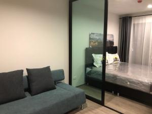 For RentCondoVipawadee, Don Mueang, Lak Si : Condo for rent Reach Phaholyothin 52 / Condo Reach Phahol Yothin 52 near BTS Saphan Mai Brand new room Fully furnished Can carry the bag and move in 🤩