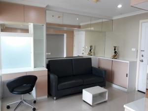 เช่าคอนโดพระราม 9 เพชรบุรีตัดใหม่ : [A309] ห้องสุดท้าย 🔥🔥🔥 **ชั้นสูง ราคาสุดพิเศษ 10,000 บาท ให้เช่าคอนโด ลุมพินี เพลส พระราม 9-รัชดา Lumpini Place Rama 9 - Ratchada อาคาร B วิวสูง ชั้น 29 ขนาด 37 ตร.ม. ใกล้รถไฟฟ้า MRT พระราม 9