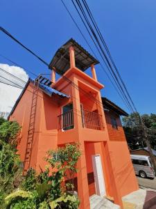 For SaleHousePhuket, Patong : House for sale in Phuket, 2 floors, beautiful decoration, with WiFi, with CCTV 3 points, near Suwan Khiri Wong Temple, the way to Patong Beach Usable area 135 sq m.