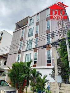 ขายขายเซ้งกิจการ (โรงแรม หอพัก อพาร์ตเมนต์)อ่อนนุช อุดมสุข : ขาย หรือ ให้เช่า ตึกเซอวิสอพาร์ทเม้นท์ สุขุมวิท54 ตึกใหม่พึ่งสร้างเสร็จ พร้อมดำเนินกิจการ ใกล้โลตัสอ่อนนุช BTS อ่อนนุช ทางด่วนสุขุมวิท50