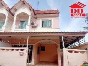 For SaleTownhouseBang kae, Phetkasem : 2 storey townhouse for sale, Phutthamonthon Sai 3, Nong Khaem, Phet Thawee Village Near the Kanchanaphisek Ring Road, The Mall