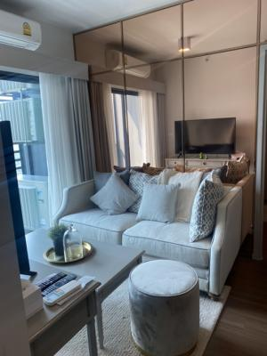 For RentCondoOnnut, Udomsuk : For rent, Ideo Sukhumvit 93, 2 bedrooms, ready to move in, very nicely decorated, price 23,000 per month.