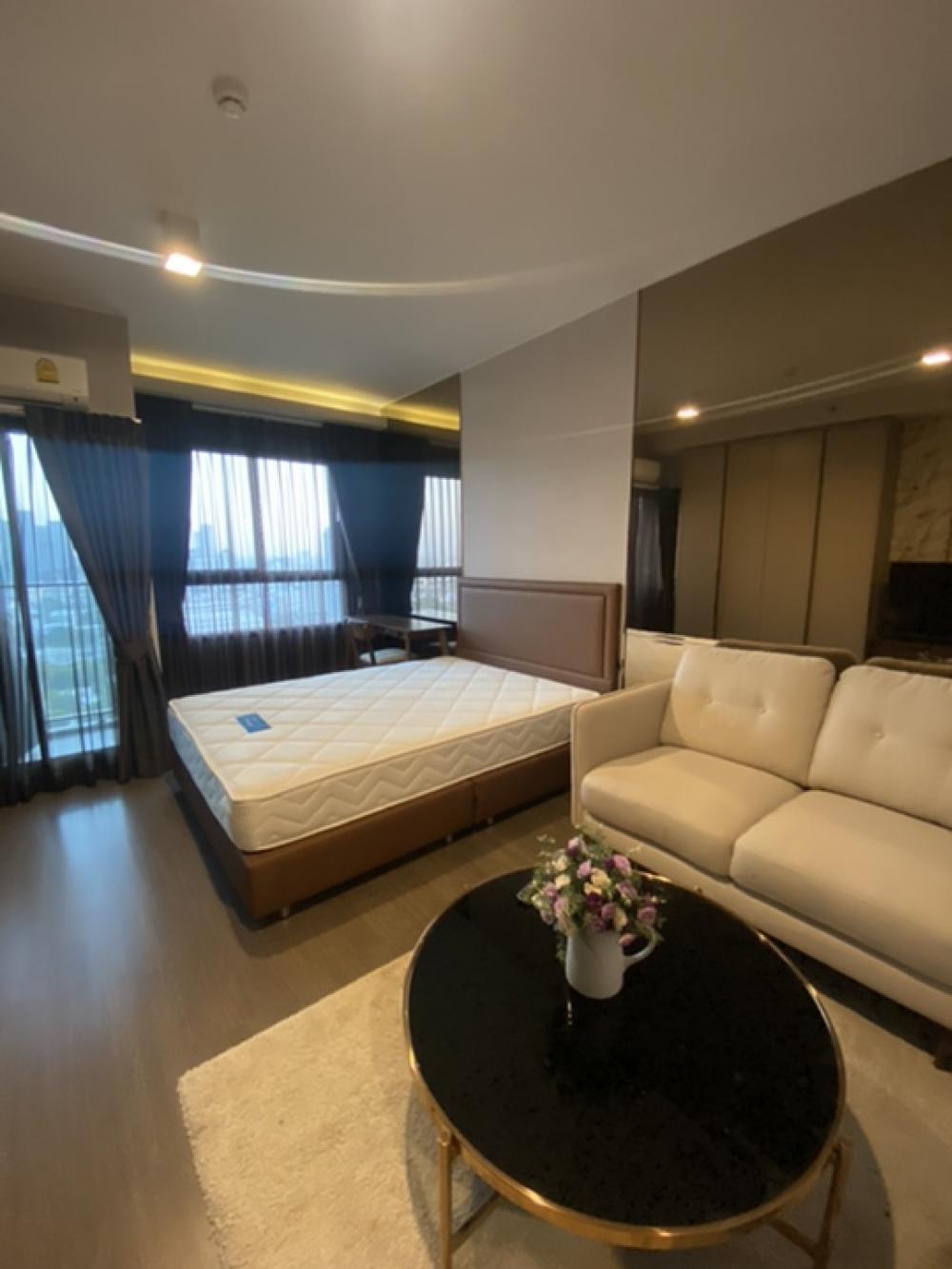 For RentCondoOnnut, Udomsuk : Ideo Sukhumvit 93 Studio for rent 10,000 / month only