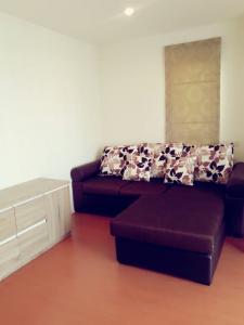 For RentCondoRattanathibet, Sanambinna : (For Rent) Lumpini Park Rattanathibet-Ngamwongwan, large room, fully furnished, ready to move in, next to MRT Bang Kraso
