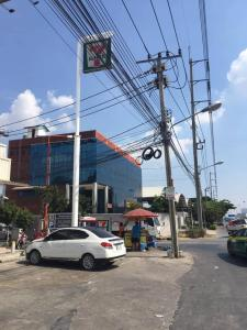 For SaleLandPattanakan, Srinakarin : Land reclamation 419 square meters Krungthep Kreetha 20 Sell by owner
