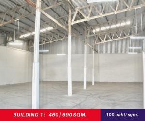 For RentFactoryChachoengsao : Factory for rent at Bangna -Trad Near Suvarnabhumi international airport