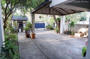 For SaleHouseSapankwai,Jatujak : 2 storey detached house for sale in Ladprao area Near MRT Ladprao 400 meters, area 122 square meters