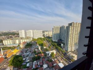 For RentCondoOnnut, Udomsuk : Reduce the force !! The base sukhumvit77, 1 bed, 30 sqm., High floor, very good price.