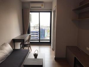เช่าคอนโดลาดพร้าว เซ็นทรัลลาดพร้าว : เจ้าของปล่อยเช่าเอง 1 ห้องนอน 30 ตรม พร้อมเข้าอยู่ Chapter One Ladprao 24 เฟอร์นิเจอร์+เครื่องใช้ไฟฟ้า (รับAgent)