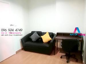 For RentCondoKhlongtoei, Kluaynamthai : For rent Aspire RAMA 4 floors 12 AOL-F68-2101003298.