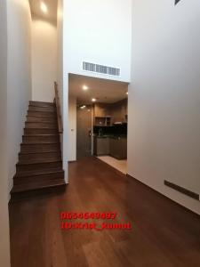 ขายคอนโดอารีย์ อนุสาวรีย์ : ขายด่วน ห้องหลุดจอง IDEO Q victory 1 ห้องนอน Duplex 2 ชั้น ขนาด 57 ตร.ม. สนใจโทร 0654649497