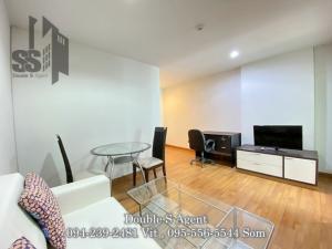 For RentCondoRattanathibet, Sanambinna : SS 116 # Regent Home 25 Tiwanon for rent (REGENT HOME 25 TIWANON) size 31 sq m, building E, 4th floor #, pool view # cheap price, 1 bedroom, 1 bathroom, 1 kitchen, 1 car park fee Rent 6,000 baht / month