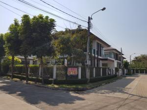 ขายบ้านพัฒนาการ ศรีนครินทร์ : ขายบ้านเดี่ยว เศรษฐสิริ อ่อนนุช – ศรีนครินทร์ Setthasiri Onnut-Srinakarin  หลังมุมติดสวน