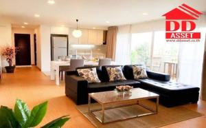 For RentCondoOnnut, Udomsuk : For rent Service Apartment Ekamai PPR Villa Ekamai Soi 12 Bts Ekamai near Emquartier Emporium Fully furnished room Ready to move in immediately