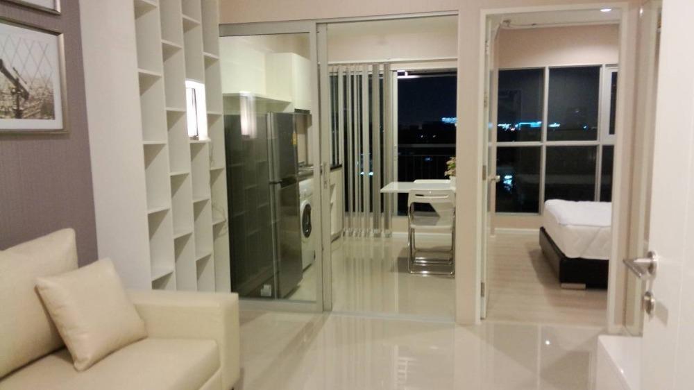 ขายคอนโดอ่อนนุช อุดมสุข : ขาย Aspire48 1Bed ห้องบิ้วอินสวยสุด ราคาถูกสุด (มี2ห้องให้เลือก)