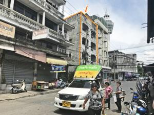 For SaleShophouseSamrong, Samut Prakan : Commercial Building, Paknam Building, Samut Prakan