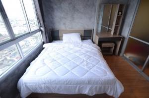 เช่าคอนโดลาดพร้าว71 โชคชัย4 : ให้เช่า คอนโด ลุมพินี วิลล์ ลาดพร้าว-โชคชัย 4  อาคาร A ชั้น 18 ทิศเหนือ ขนาด 28 ตร.ม. 1 ห้องนอน 1 ห้องน้ำ