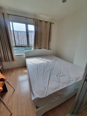 For RentCondoRamkhamhaeng Nida, Seri Thai : Condo for rent, Lumpini Ville Ramkhamhaeng 60/2, price help Covid, beautiful new room