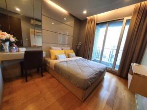 For RentCondoRama9, RCA, Petchaburi : For rent: The Address Asoke (The Address Asoke) 25,000 baht / month ready to enter into 1-10 Feb. negotiable ✨🏢 Luxury Condominium 8th floor from Petchburi MRT 5 minutes only 🚅