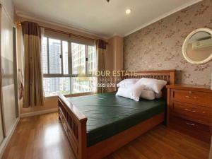 เช่าคอนโดคลองเตย กล้วยน้ำไท : ให้เช่า Lumpini Place Rama 4 - ใกล้กล้วยน้ำไทย BTS เอกมัย, 1 ห้องนอน เฟอร์ครบ