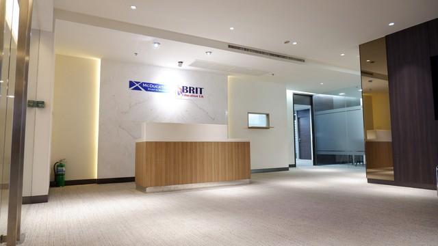เช่าสำนักงานนานา : ให้เช่าพื้นที่สำนักงาน 500 ตรม.ตึกเทรนดี้  ใกล้BTSนานา,MRTสุขุมวิท