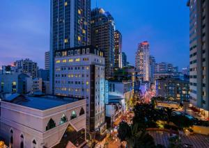 เช่าคอนโดนานา : ห้องเช่ารายเดือน มาตรฐานโรงแรม-Salil Hotel Sukhumvit Soi 11