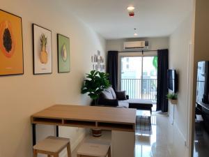 For SaleCondoRattanathibet, Sanambinna : Sale2.6m/Rent10,000 Manor Sanambinnam 1bed 38sqm 6th Floor fully