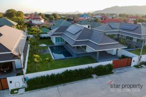 For SaleHouseHua Hin, Prachuap Khiri Khan, Pran Buri : Brand New Home with Private Pool