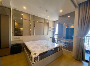 For RentCondoSukhumvit, Asoke, Thonglor : 💚 Ashton Asoke for rent 🏢 20 meters to MRT Sukhumvit 🚇 good location in the heart of the city, beautiful decorated room, very good view, ready to go 🔥🔥