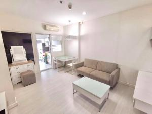 For RentCondoRatchadapisek, Huaikwang, Suttisan : 🚩 Condo for rent, The Room Ratchada-Ladprao, near MRT Lad Phrao, just 5 minutes walk to !!!