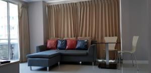 For RentCondoBangna, Bearing, Lasalle : Condo for rent, corner room, 2 bedrooms, 2 bathrooms, Swift Condo, ABAC Bangna