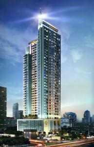 For RentCondoRama9, RCA, Petchaburi : Q Asoke ready, 30 sqm, prices start at 20000 baht