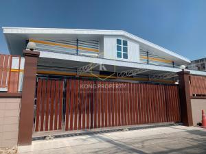 เช่าโรงงานสำโรง สมุทรปราการ : ให้เช่าโกดัง มือ 1 ขนาด 2,327 ตร.ม. อ.เมืองสมุทรปราการ , จ. สมุทรปราการ Warehouse for rent,size 2,327 sq m, Mueang Samut Prakan District, Samut Prakan Province