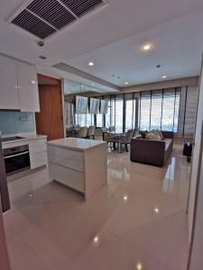 For RentCondoWitthayu,Ploenchit  ,Langsuan : Condo for rent Amanta Lumpini - 250 meters from MRT Khlong Toei.