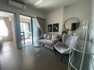 For RentCondoOnnut, Udomsuk : FOR RENT : Ideo Sukhumvit 93 1 bedroom 31 sqm close kitchen 15,000 THB only