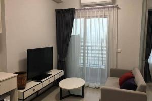 For RentCondoBang Sue, Wong Sawang : 🔥🔥🔥 ** Discount 9,000 baht for rent, Chapter One Shine Bangpo condo (Chapter One Shine Bangpo), size 29 sq.m., 25th floor, near MRT Bang Po 700 meters.