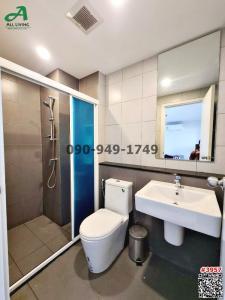 For RentCondoKasetsart, Ratchayothin : Condo for rent Elio Del Moss Phaholyothin 34 Elio Del Moss Phaholyothin 34 beautiful room, fully furnished.