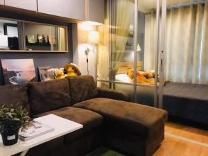 For RentCondoBangna, Lasalle, Bearing : Condo for rent: Lumpini Ville Sukhumvit 109, Soi Sukhumvit 109, near Bts Bearing