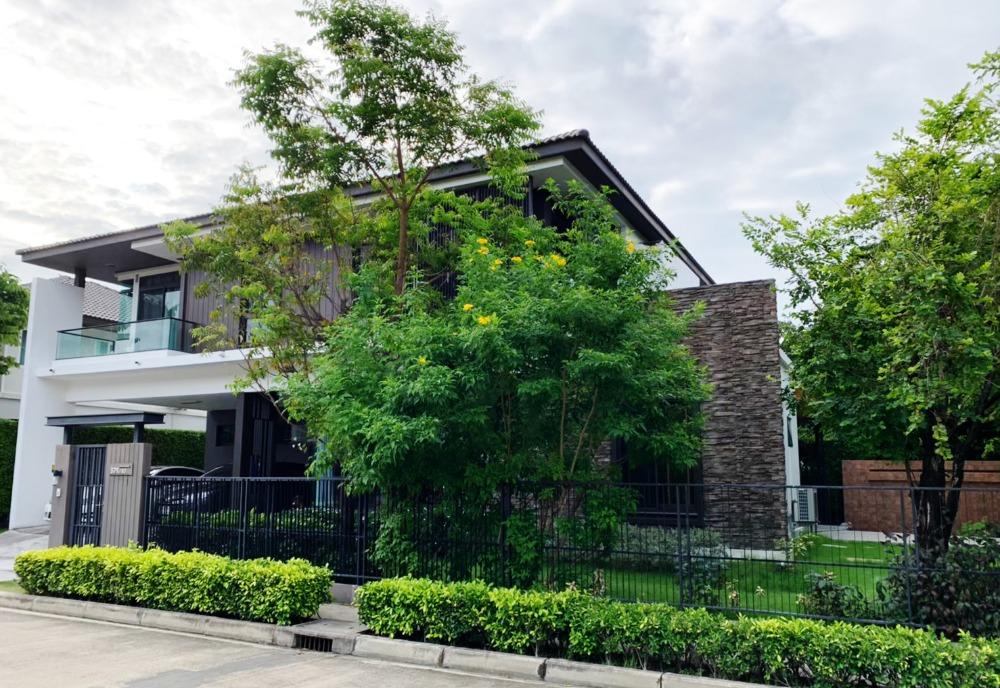 For SaleHouseBang kae, Phetkasem : House for sale Manthana Kanlapapruek, Bang Khae Ring, 102 sq m.