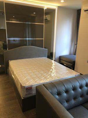 For RentCondoRatchathewi,Phayathai : For Rent 1BR 34sqm 15K Fully furnished