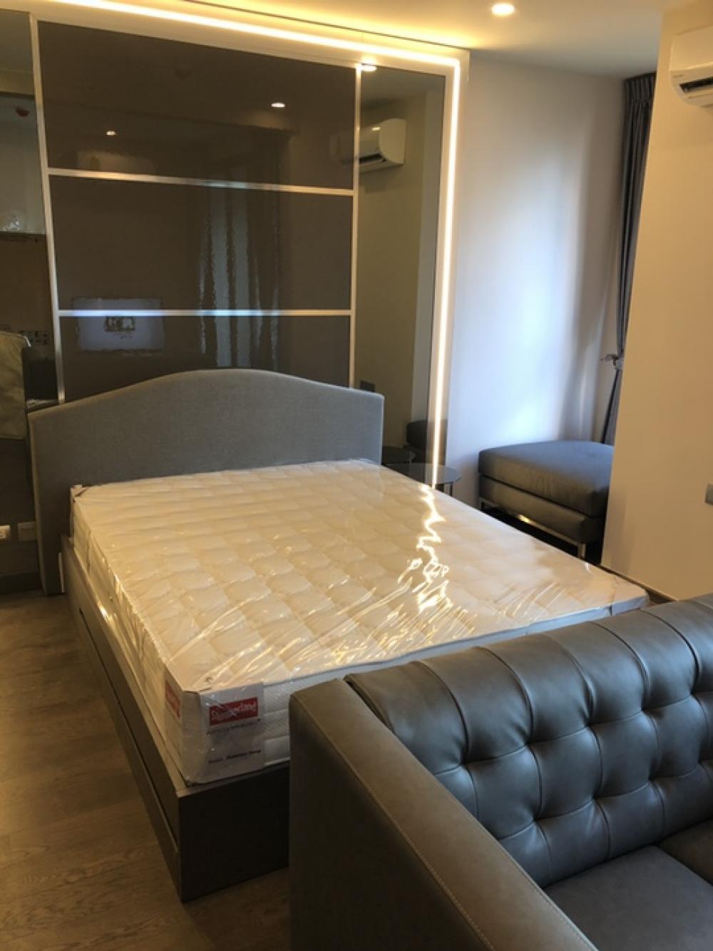 เช่าคอนโดราชเทวี พญาไท : For Rent 1BR 34sqm 15K Fully furnished