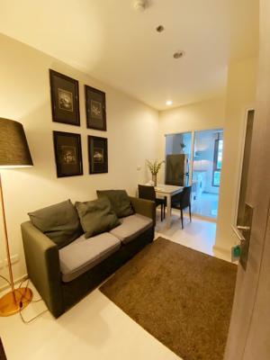 เช่าคอนโดรัชดา ห้วยขวาง : Condo for rent, Centric Huay Kwang, fully furnished, electrical appliances Ready to move in